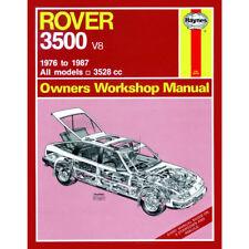 Haynes Workshop Manual V-g-c Rover 216 /& 213  1984-89/' J.H