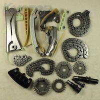 Engine Timing Chain Kit w/ Gears Ford Explorer Mazda Mercury 4.0L SOHC V6 97-09
