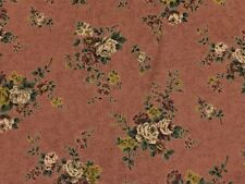 Antique Florals Quilting Cotton 1/3 Yards Roses 23212