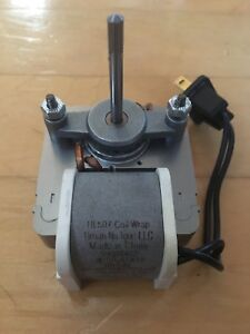 Johnson Electric SP-61K16 TESTED C-Frame Shaded Pole Motor 120V .9A 3000rpm CCW