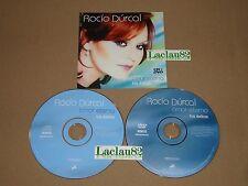 Rocio Durcal Amor Eterno Los Exitos 2006 Sony Cd + Dvd Mexico