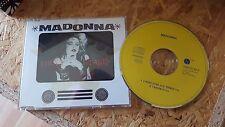 MADONNA-Lucky Star-magarare German CD Single-NO PROMO