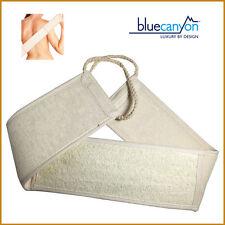 BlueCanyon Body Wash Bath Strap Back Scrubbing Exfoliating Loofah With Strings