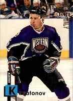 1994-95 Topps Stadium Club Members Only Alexei Kasatonov #9