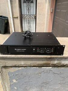 Vintage CREST AUDIO FA 601 2 Channel Power Amplifier