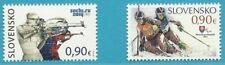 Slowakei aus 2014 ** postfrisch MiNr. 727-728 - Olympische Winterspiele Sotschi!