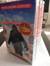 Box Set - Choose Your Own Adventure Books 1-6 by R. A. Montgomery