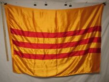 flag1452 Vietnam Rvn National Flag Country South 58 x 43 satin W10E