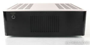 Rotel RB-1582 MKII Stereo Power Amplifier; RB1582; MK2; Black