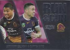 Serial Numbered 2016 Season NRL & Rugby League Trading Cards