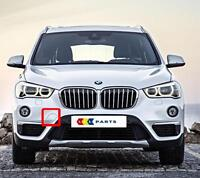 BMW NEW GENUINE F48 X1 2014-2017 FRONT BUMPER TOW HOOK EYE COVER 7361220