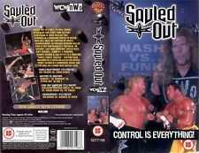 WCW Souled Out 2000 - UK VHS VIDEO  (WWE/WWF)