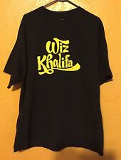 WIZ KHALIFA XL TSHIRT PITTSBURGH