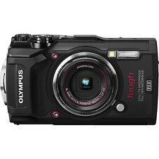 Olympus TG-5 Waterproof Digital Camera - Black