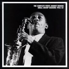 JOHNNY HODGES - MOSAIC: COMPLETE VERVE SMALL GROUP SESSIONS 1956-1961- 6 CD SET