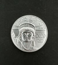 2020 Platinum American Eagle 1 oz OUNCE $100