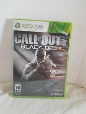 Call of Duty: Black Ops II (Microsoft Xbox 360, 2012) Brand New Sealed
