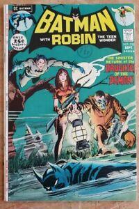 Batman #235 VF High grade Key! Neal Adams Talia 2nd R'as Al Ghul Lots of Photos!