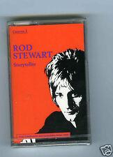 CASSETTE TAPE NEW ROD STEWART STORYTELLER COMPLETE ANTHOLOGY 1964 1990 VOL 1