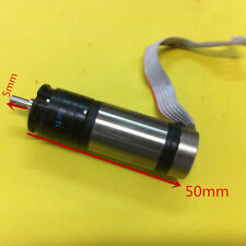 ESCAP 16 Coreless DC 12V 540RPM Gear Motor With Encoder 16MM Used