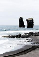 Seaside Photography Background Reef Beach Backdrop 5x7ft Vinyl Photo Prop Studio