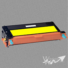 Yellow 6K Yield HY Toner Compatible With Xerox 113R00725 113R00721 Phaser 6180