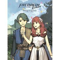 New Fire Emblem Echoes: Shadows of Valentia Original Soundtrack 5 CD Japan