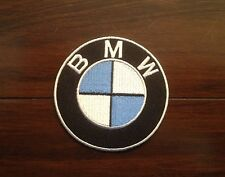 BMW Patch Écusson  7,5 Cm Auto Moto Biker Motard Cafe Racer