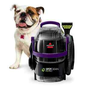 New Bissell SpotClean Pet Pro Carpet&Upholstery Cleaner 24583