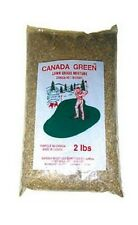2 lb  CANADA GREEN  Grass Seed