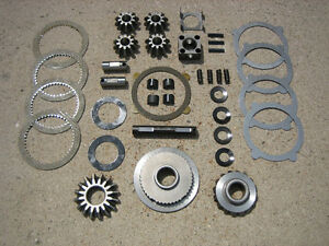 "9"" Ford Trac-Lock Posi Internal Parts Kit - 9 Inch Rearend Axle - 28 Spline NEW"