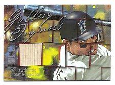 Ivan Rodriguez 2003 Topps Gallery Originals Bat Relic Card. # GO-IR, Florida