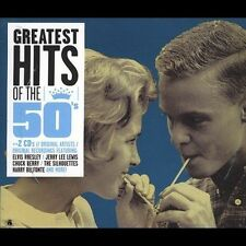 Greatest Hits of the 50's [BMG Special Products] by Various Artists (CD,...