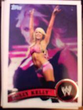 2011 Topps WWE #27 Kelly Kelly