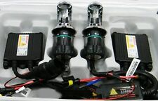 H4 35W HID BI-XENON H/L HI/LO CONVERSION KIT 6000K 8000K BULBS