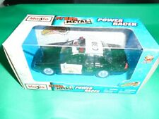 Maisto Motorized Power Racer 2013 Highway Patrol  Police Car Diecast