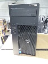 Dell Precision T1700 Workstation E3-1241 V3 3.50GHz 16GB 256GB SSD Win 10 Pro