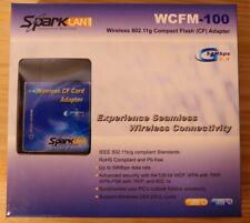 Sparklan WCFM-100 Wireless 802.11g Compact Flash (CF) Adapter / WLAN Karte