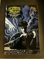 Classics Illustrated HAMLET by William Shakespeare - Acclaim 1997 w/ study guide