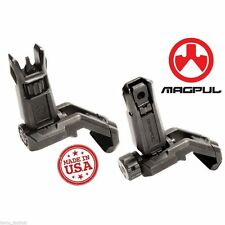 Magpul MBUS Pro Offset Set Front & Rear Folding Steel Iron Sights MAG525 MAG526