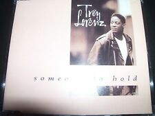 Trey Lorenz Someone To Hold Australian Promo CD Single - Like New