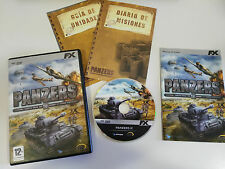 PANZERS II CODENAME PANZERS PHASE TWO JUEGO PC CD-ROM ESPAÑOL CDV FX INTERACTIVE