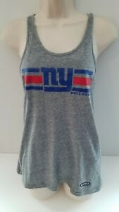 NWT Ladies NFL New York Giants Tank Top from Under Armour- Size Small