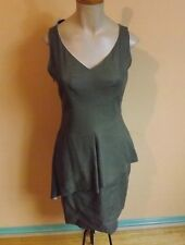 Morrison Peplum Dress - Brand New With Tags - RRP $369 - XS - Stunning