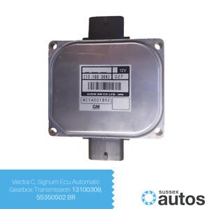 Vectra C, Signum Ecu Automatic Gearbox Transmission 13100309, 55350502 BR