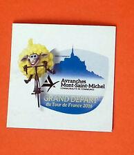 Magnet - Grand départ Tour de France 2016 Le Mont-St-Michel