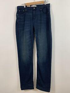 Levi's Boys 502 Regular Taper Stretch Jeans Size 18 Reg 29 x 31 NEW MSRP $48.00