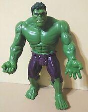 "Incredible Hulk 11.5"" Purple Pants 2013 Marvel Hasbro Action figure Played With"