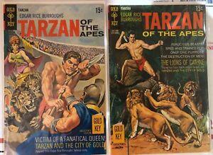 TARZAN 186 & 187