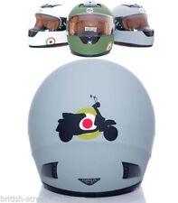 Scooter Full Face Men Graphic Helmets